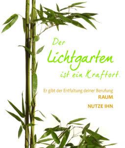 Lichtgarten Kraftort